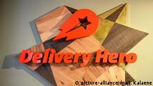 Delivery Hero Plattform Essensbestellungen