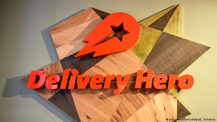 Delivery Hero Plattform Essensbestellungen