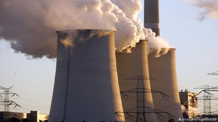 Kühltürme Braunkohlekraftwerk Jänschwalde