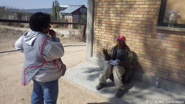 Mexiko Ein Tag im Leben von Martín Martínez (DW/S. Ospina Garcia)