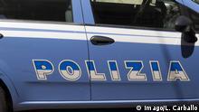 ITALY. Sicily. 08/2016. Cataia. Police car. PUBLICATIONxNOTxINxUSAxUK Copyright: xLuisxVictorxCarballoxdelxPalaciox Italy Sicily 08 2016 Police Car PUBLICATIONxNOTxINxUSAxUK Copyright xLuisxVictorxCarballoxdelxPalaciox