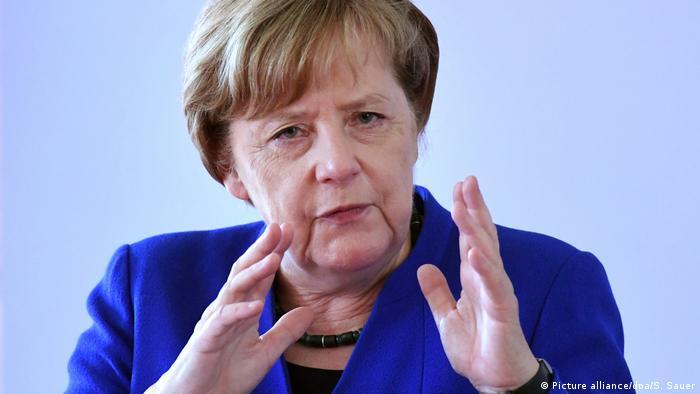 IHK Nord mit Bundeskanzlerin Angela Merkel
