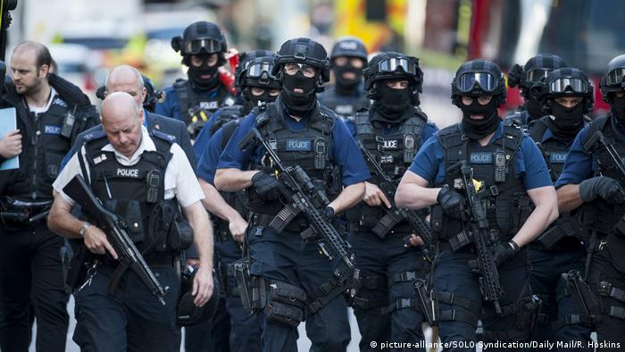 Großbritannien Terroranschlag in London (picture-alliance/SOLO Syndication/Daily Mail/R. Hoskins)