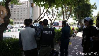 Iran Angriff auf das Parlament in Teheran (Reuters/TIMA)