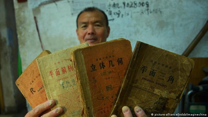 China Hochschulaufnahmeprüfungen (picture-alliance/Jndsb/Imaginechina)