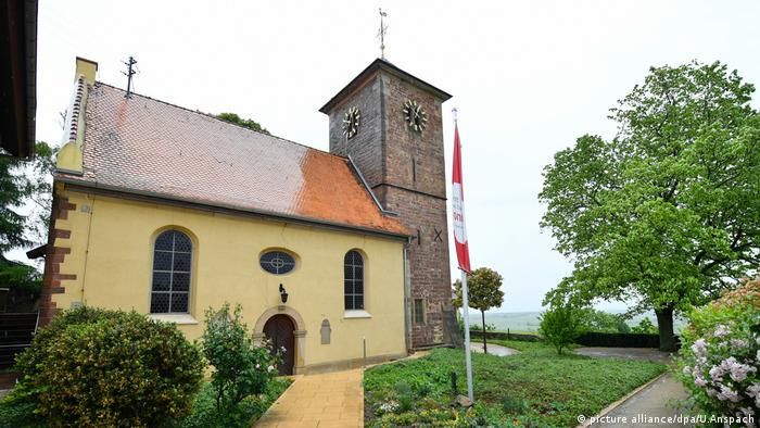 Church of St. Jakob in Herxheim am Berg