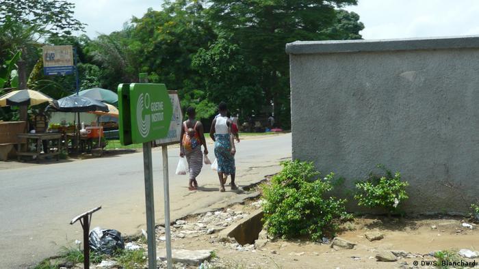 L'institut proche de l'avenue Jean Mermoz d'Abidjan est de plus en plus solicité