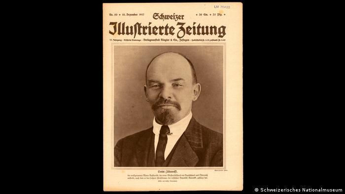 Ленин на обложке