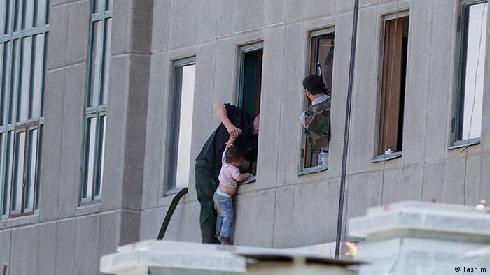 Iran Anschlag (Tasnim)