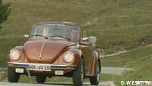 Mit Stil: VW Käfer Cabriolet
