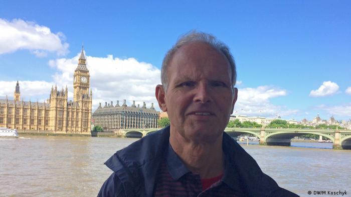 UK voter Kenneth Watkins