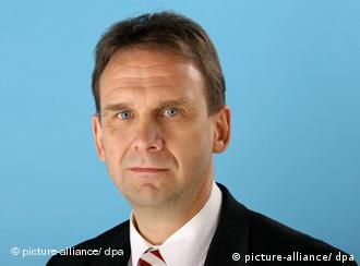 Dieter Althaus, permier of the German state of Thueringia