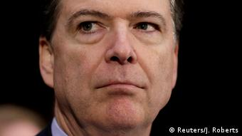 FBI Direktor James Comey (Reuters/J. Roberts)