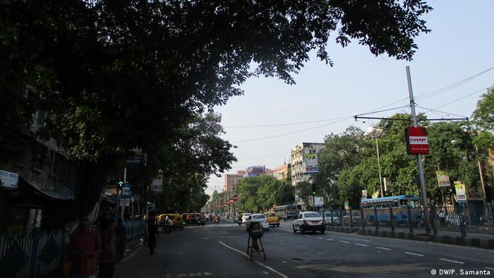 Indien Umweltverschmutzung in Kalkutta (DW/P. Samanta)