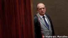 Brasilien Brasilia - Präsident des Gerichtshof Gilmar Mendes zum fall Michel Temer