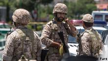 Iran Teheran - Terrorangriff im Parlament