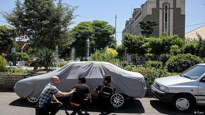 Iran Teheran - Terrorangriff im Parlament (Fars)