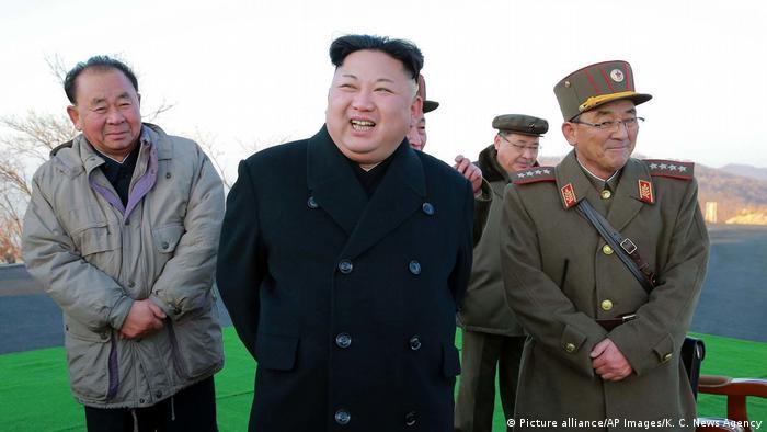 Nordkorea Nuklear