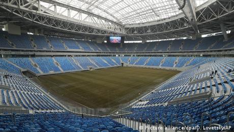 Το νέο γήπεδο της FC Zenit χτίστηκε εκεί όπου πρώτα ήταν το στάδιο Κίροφ. Έχει χωρητικότητα 68.000 θέσεων. Κατά τη διάρκεια της κατασκευής το κόστος διαρκώς αυξανόταν. Το τελικό ποσό έφθασε τα 930 εκατομμύρια ευρώ.