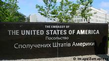 Ukraine Botschaft der USA in Kiew