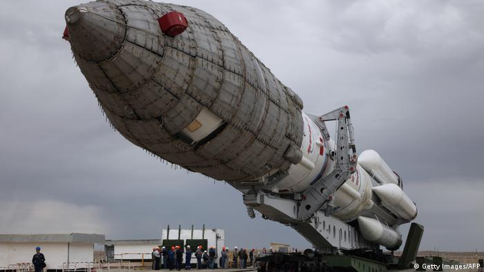 Proton-M Rakete (Getty Images/AFP)