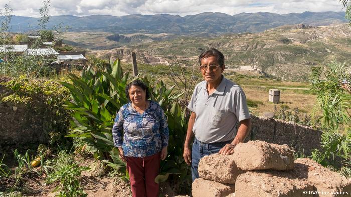 Kampf um ein Mahnmal in Peru