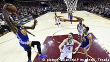 USA Basketball NBA Golden State Warriors - Cleveland Cavaliers