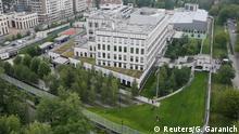 Ukraine Explosion an der US-Botschaft in Kiew