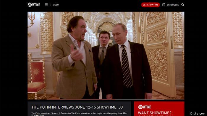 Screenshot Showtime Putin Interview Oliver Stone