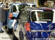 Opel Astra en la planta de Bochum.