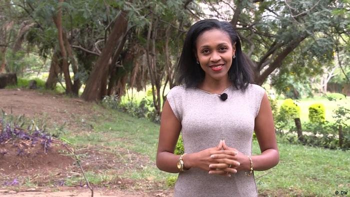 DW eco@africa - Joy Doreen Biira (DW)