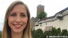 10.06.2017. Nicole Frölich (c) DW