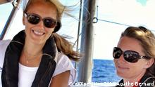 Co-Founders-of eXXpedition: Lucy-Gilliam-and-Emily-Penn