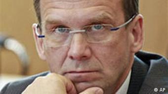 Dieter Althaus, Ministerpräsident Thüringens (Foto: AP)