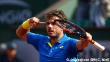 Tennis French Open 2017 Stanislas Wawrinka