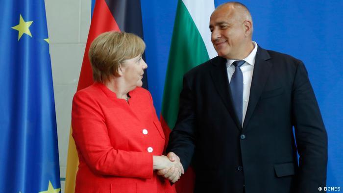 Смятат Борисов за надежден партньор и близък приятел на Ангела Меркел