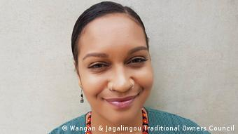 Murrawah Johnson, Australia (Wangan & Jagalingou Traditional Owners Council)