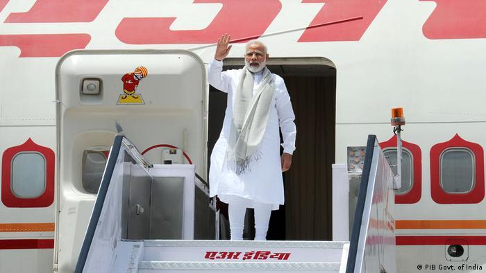 Indien Premierminister Shri Narendra Modi