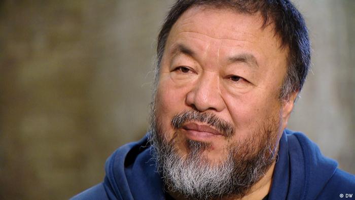 Ai Weiwei Einladung (DW)