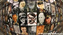 A picture shows portrait of Adolf Hitler among others as part of a project by artist Piotr Uklanski called Real Nazis displayed at Neue gallery ahead of the opening of Germany's biggest art fair Documenta 14 in Kassel, Germany, June 7, 2017. REUTERS/Kai Pfaffenbach FOR EDITORIAL USE ONLY. NO RESALES. NO ARCHIVE.