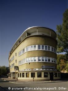 Αρχιτεκτονική του μοντερνισμού: Ένα από πολυάριθμα κτήρια του Έρνστ Μάι στη Φρανκφούρτη (1926)