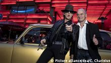 Udo Lindenberg in Hamburg (Picture alliance/dpa/C. Charisius)