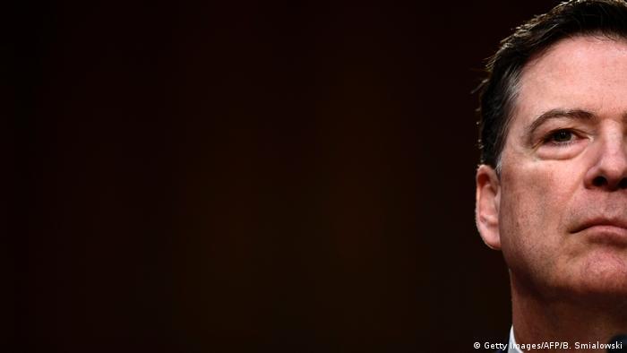 USA FBI chief James Comey