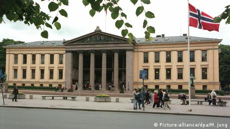 Norwegen Universität in Oslo (Picture-alliance/dpa/M. Jung)
