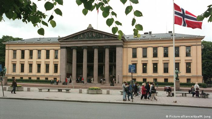 Norwegen Universität in Oslo (Picture-alliance/dpa/M. Jung)