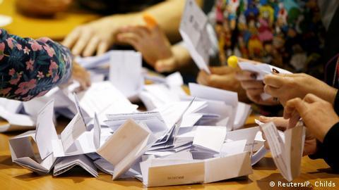 ergebnis unterhauswahl 2017