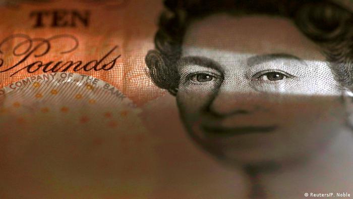 Großbritannien - Britisches Pfund - Symbolbild