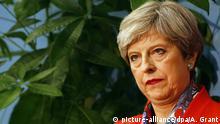 Großbritannien Wahlen 2017 May