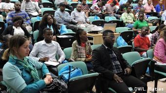 Mosambik DW Forum in Maputo
