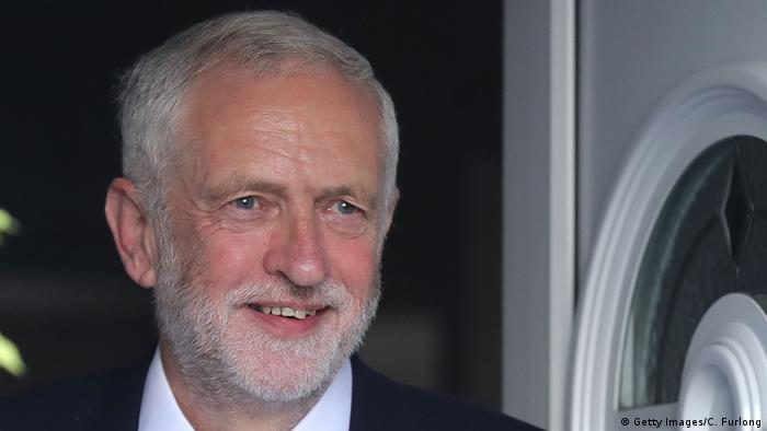 London Labour Führer Jeremy Corbyn (Foto: Getty Images/C. Furlong)